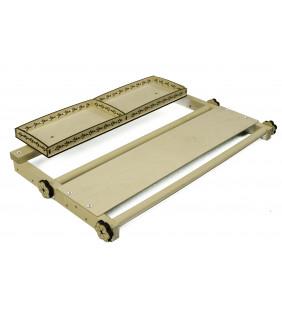 Алмазная рамка с лотками (АРЛ-550)