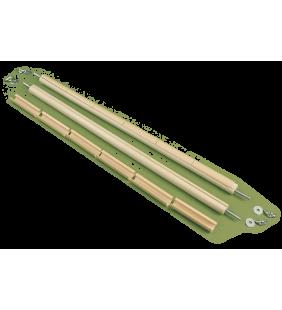 Планки горизонтальные с клипсами (ПГК-55)